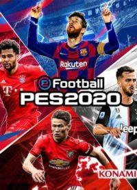 Hra na PC PES 2020
