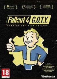 Hra na PC Fallout 4 GOTY