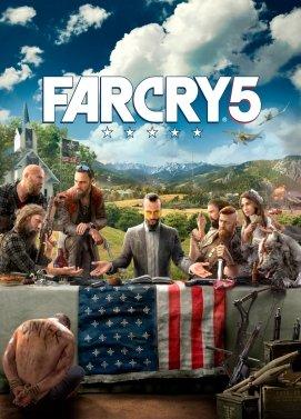 Digitální licence hry Far Cry 5 (uPlay)