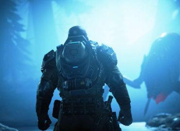Gears 5 na PC a Xbox
