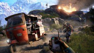 Elektronická licence PC hry Far Cry 4 uPlay