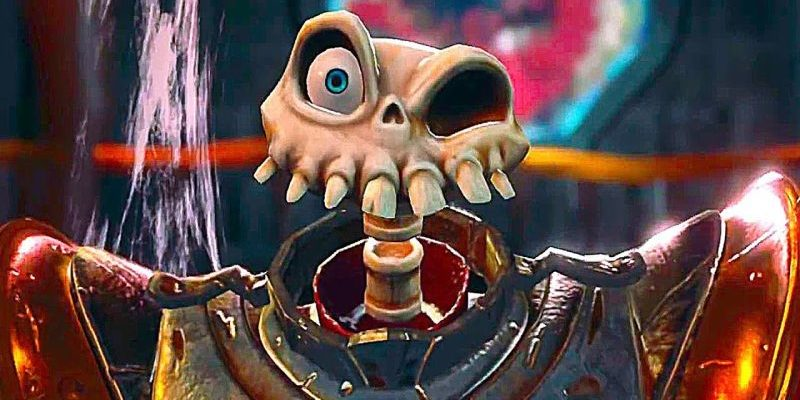 Medievil na playstation 4