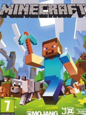 Minecraft hra