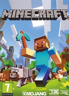 Elektronická licence PC hry Minecraft