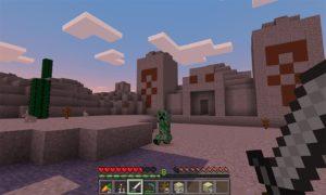 Minecraft Windows 10 Edice