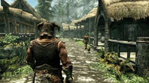 Elektronická licence PC hry The Elder Scrolls V: Skyrim (Special Edition) Steam