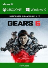 Elektronická licence PC hry Gears 5