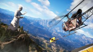 Elektronická licence PC her Far Cry 5 Uplay