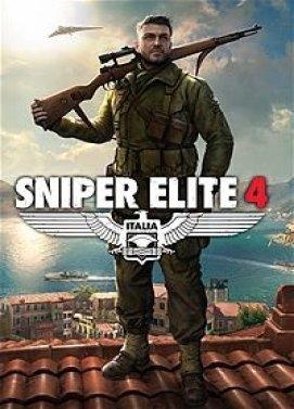 Digitální licence hry Sniper Elite 4 (STEAM)