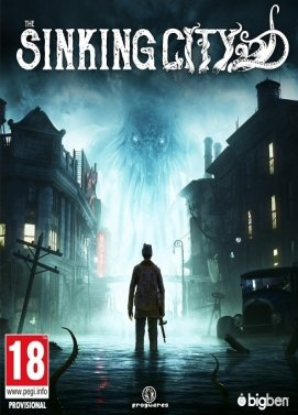 Hra na PC Sinking City