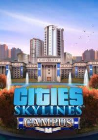 Digitální licence PC hry Cities: Skylines - Campus (DLC) Steam