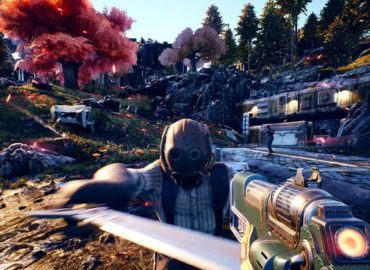 RPG The Outer Worlds