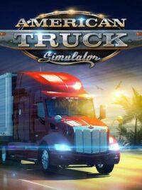Elektronická licence PC hry American Truck Simulator STEAM
