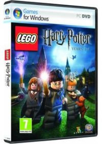 Harry Potter LEGO hra