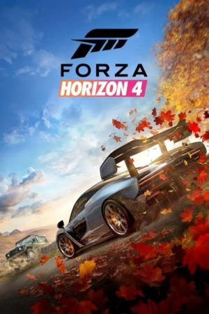 PC Hra Forza Horizon 4