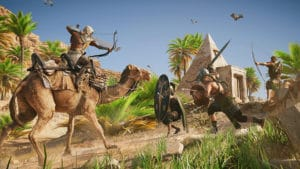 Assasins Creed Origins hra