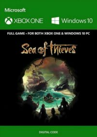 Elektronická licence PC hry Sea of Thieves (PC/Xbox One) Xbox