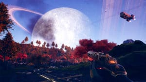 The Outer Worlds Hra