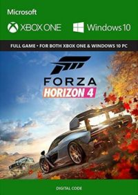 Elektronická licence PC hry Forza Horizon 4 Windows Store