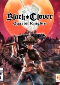Hra BLACK CLOVER: QUARTET KNIGHTS