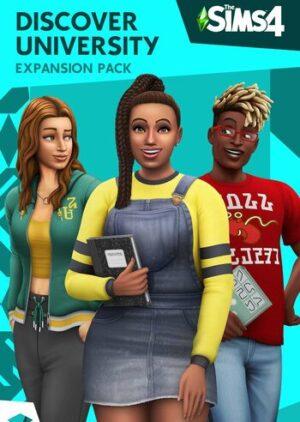 Digitální licence PC hry The Sims 4 Hurá na univerzitu Origin