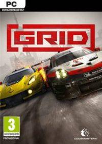 Závodní hra GRID