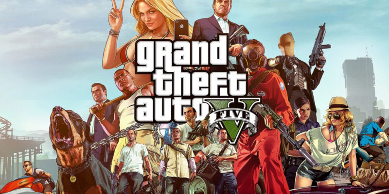 Hra GTA a její historie