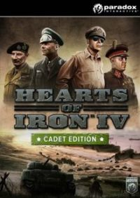 Hra strategie Hearts of Iron IV