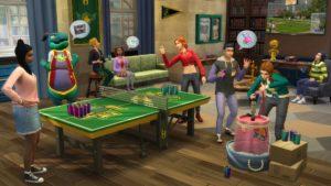 The Sims 4 Hurá na univerzitu