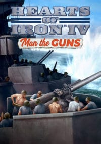 Hra Hearts of Iron IV: Man the Guns