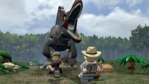 Hra Jurassic World