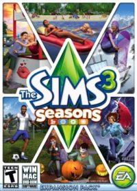 Hra na PC The sims 3 roční období