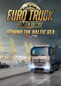Hra na PC Euro Truck Simulator 2 - Beyond the Baltic Sea