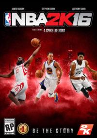Hra NBA 2K16