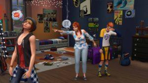 The Sims 4: Rodičovství