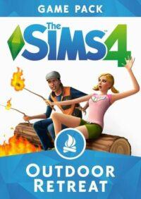 Elektronická licence PC hry The Sims 4 Únik do přírody ORIGIN