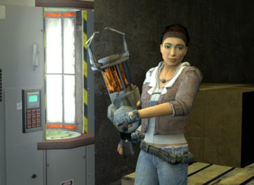 Half Life 2 Alyx PC hra