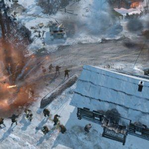 Hra Company of Heroes 2 je zdarma o tomto víkendu
