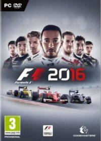 Hra na PC F1 2016
