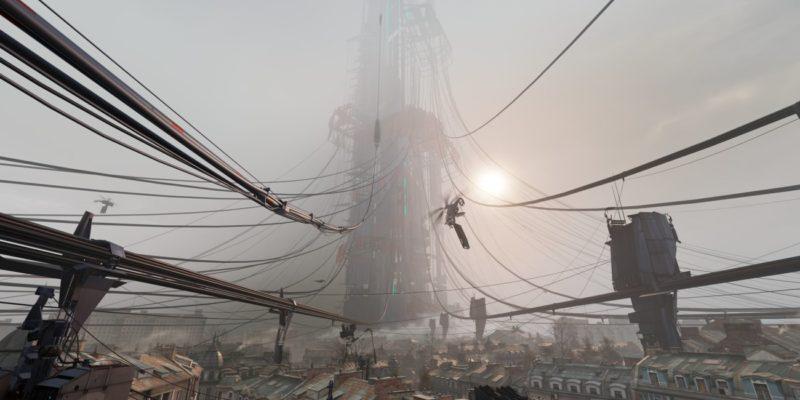 Hra na PC Half-Life: Alyx