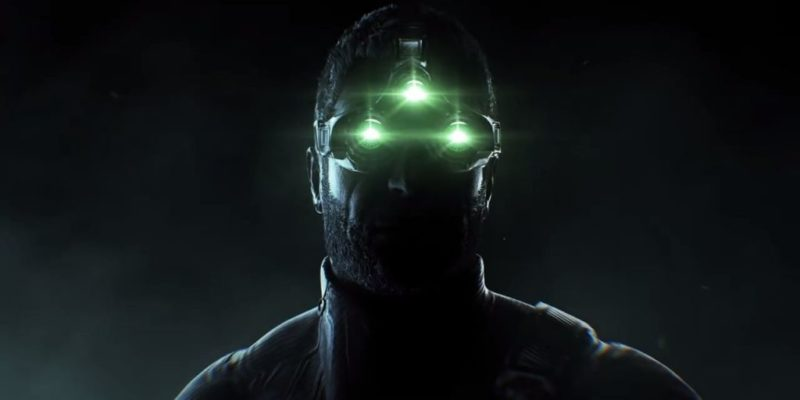 Hra Splinter Cell