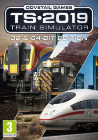 Hra na PC Train Simulator 2019