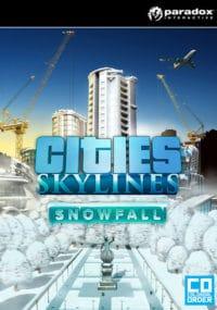 Hra na PC Cities: Skylines - Snowfall