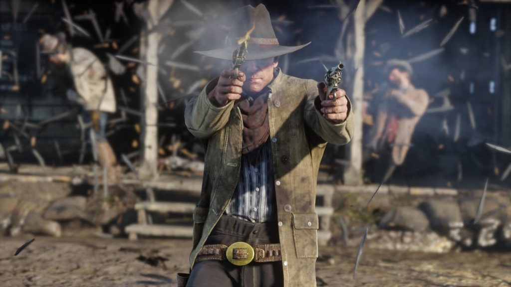 Red Dead Redemption hra
