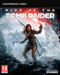 Hra Rise of the Tomb Raider