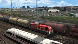 Hra na PC Train Simulator 2019