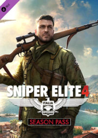 Hra na PC Sniper Elite 4 - Season Pass