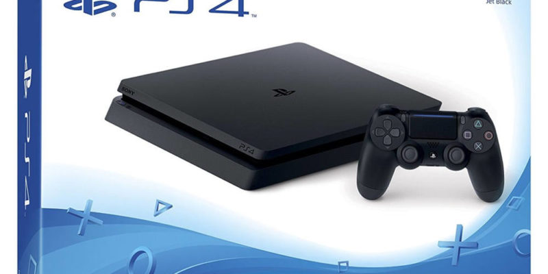 Playstation 4 reklama