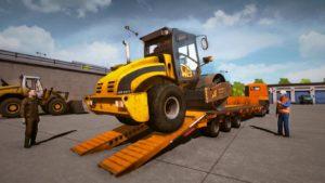 Hra na PC Construction Simulator 2015