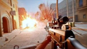 Hra na PC Insurgency: Sandstorm